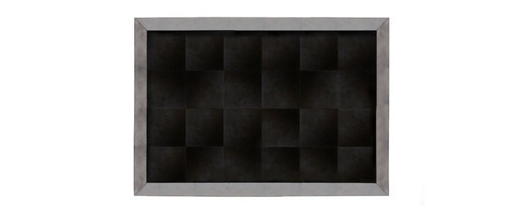 metallic-pewter-1  Contemporary Rugs by Koket metallic pewter 1