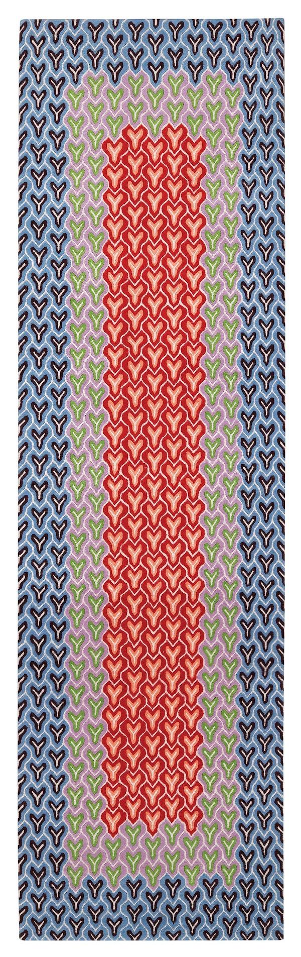 rug 1 jonathan saunders Jonathan Saunders rug collection rug 1 1