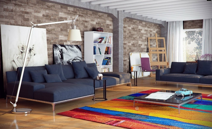Colorful Contemporary Rugs  Colorful Contemporary Rugs Colorful Contemporary Rugs 2