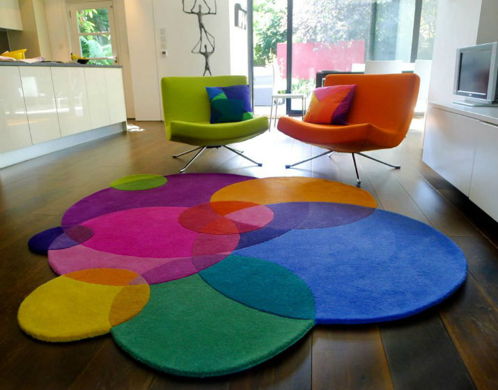 Colorful Contemporary Rugs  Colorful Contemporary Rugs Colorful Contemporary Rugs 3