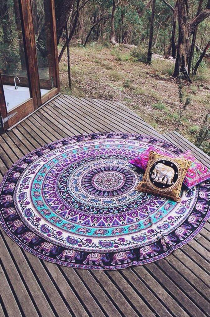 colorful rug round rugs Round rugs for your home decor colorful rug 1