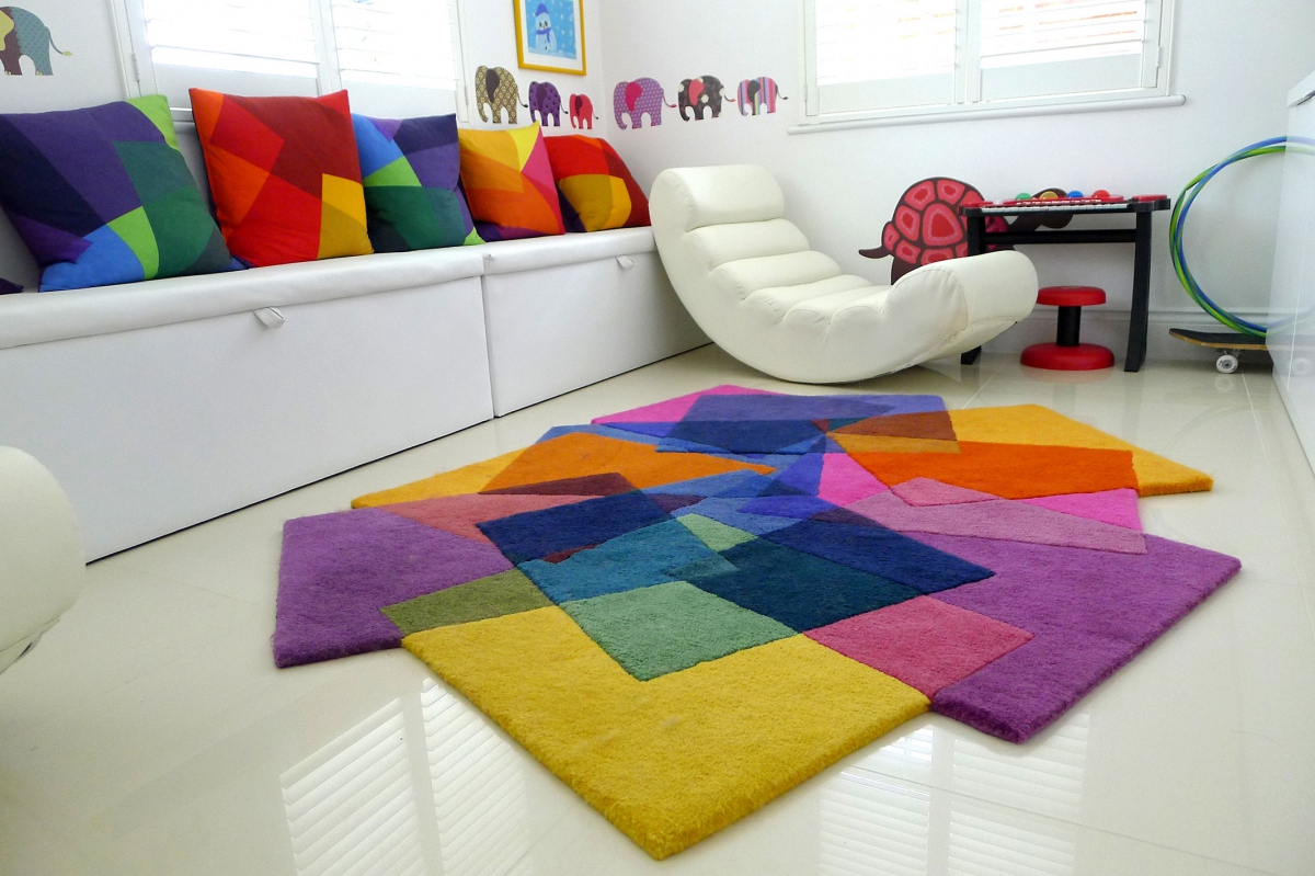 colorful rug rugs Rugs for kid's rooms colorful rug